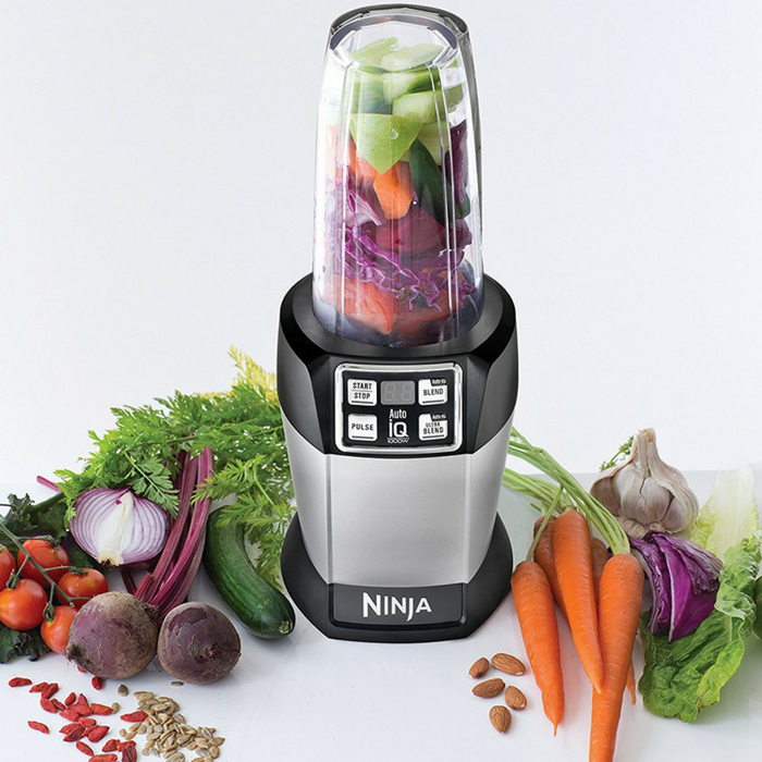 Nutri Ninja Auto-iQ Blender Just $67.50! Down From $150! PLUS FREE Shipping!
