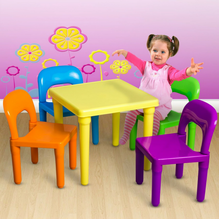 Kids Table And Chairs Set Just $34.95! Down From$70! PLUS FREE Shipping!