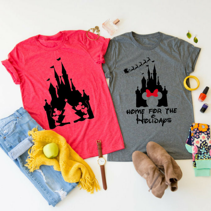Christmas Castle Tees Just $13.99! Down From $28!