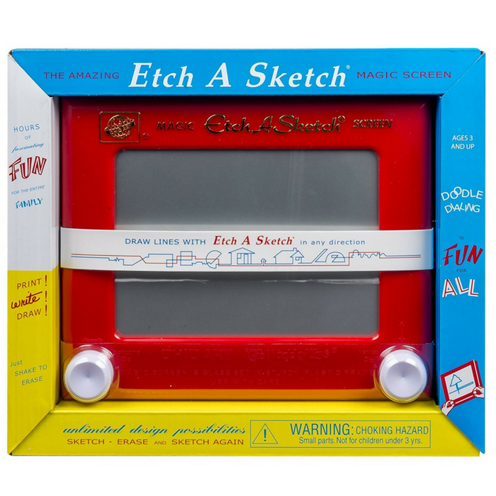 Etch A Sketch Just $9.99! Down From $20!