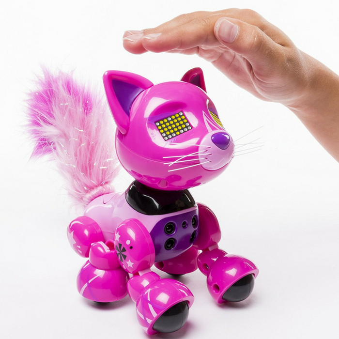 Zoomer Meowzies Interactive Kitten Just $13! Down From $35!