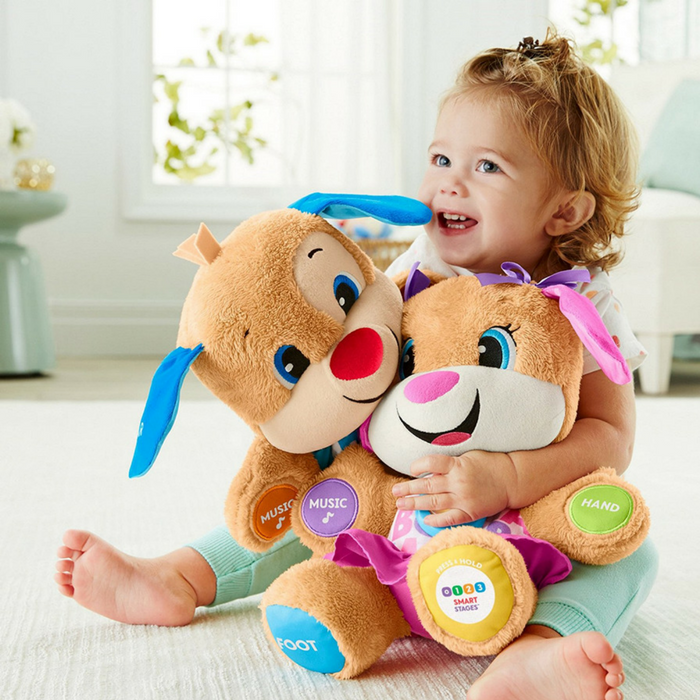 Fisher-Price Laugh And Learn Smart Stages Sis Toy Just $9.99! Down From $15!