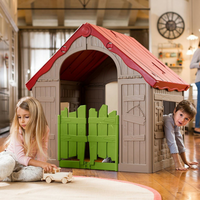 Kids Folding Playhouse Just $53.99! Down From $90! PLUS FREE Shipping!