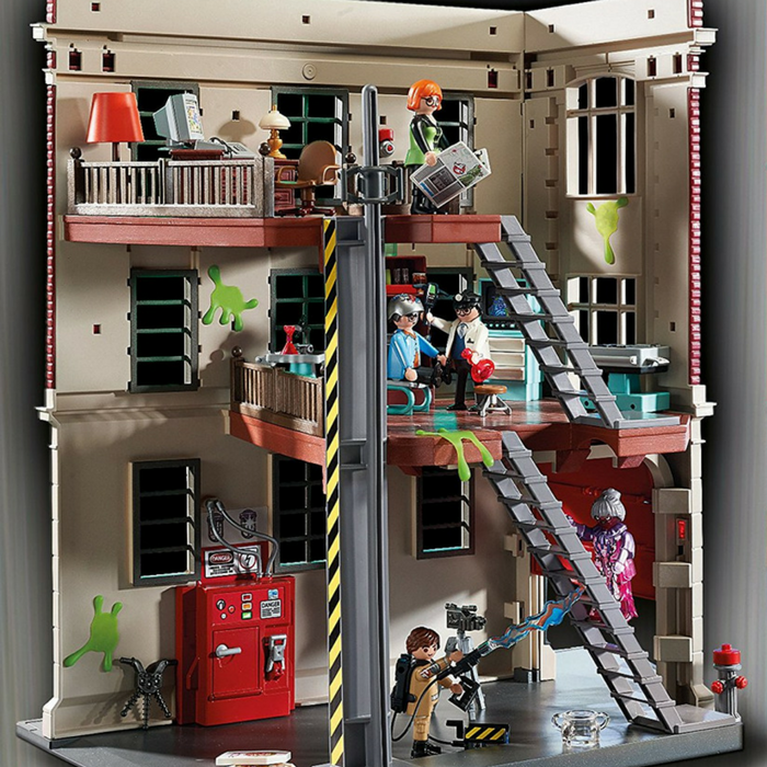 Playmobil Ghostbusters Firehouse Just $48.99! Down From $70! PLUS FREE Shipping!