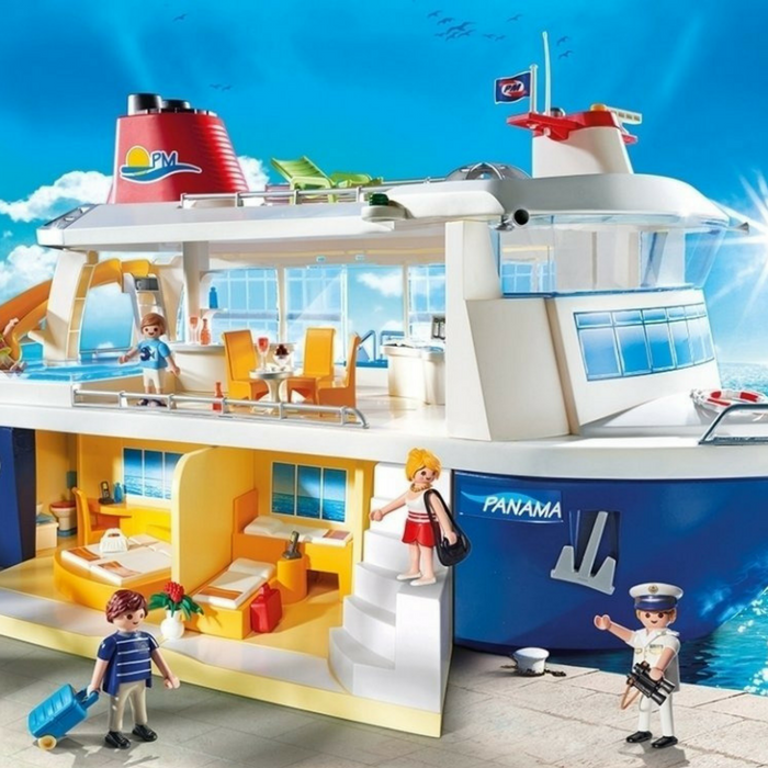 Playmobil Cruise Ship Just $59.46! Down From $100! PLUS FREE Shipping!