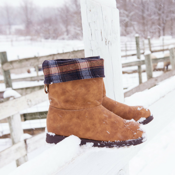 Muk Luks Women's Nikki Boots Just $38.99! Down From $99!