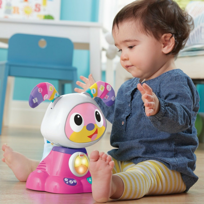Fisher-Price Bright Beats Dance & Move Beat BowWow Just $19.95! Down From $30!