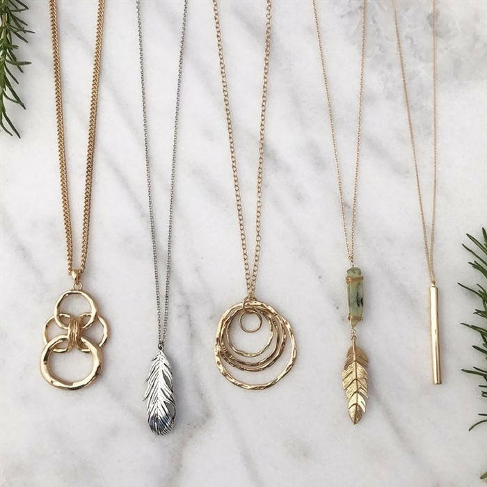 Favorite Long Necklaces Just $6.99! Down From $17!