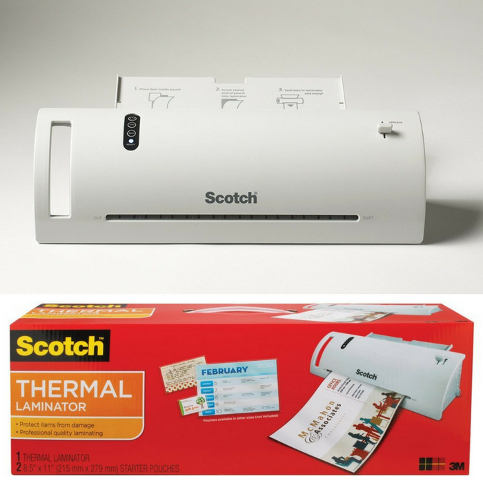 Scotch Thermal Laminator Just $17.88! Down From $30! PLUS FREE Shipping With Amazon Prime!