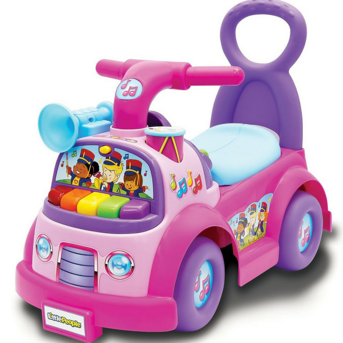 Fisher-Price Little People Music Parade Ride-On Just $21.24! Down From $55!