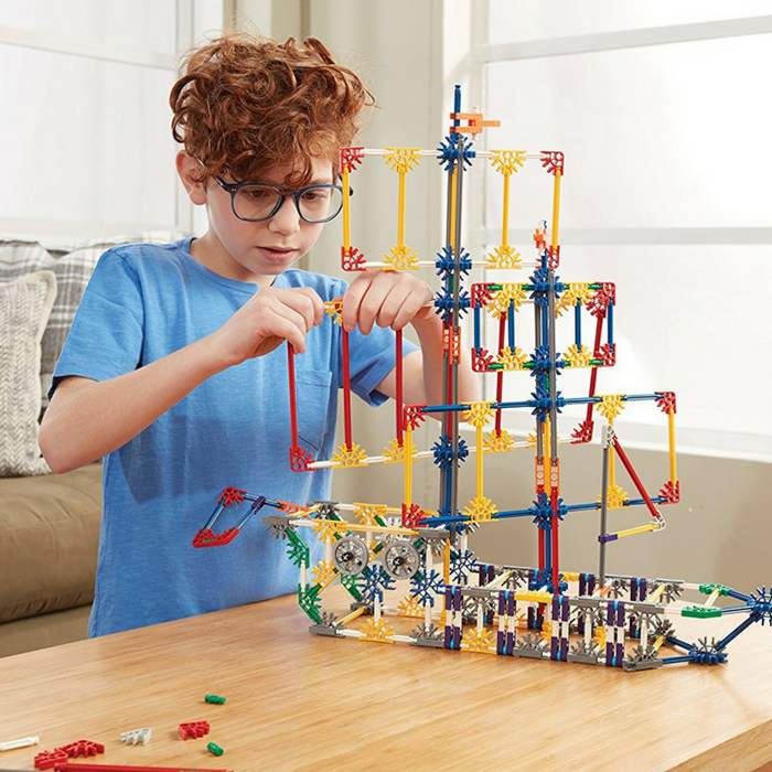 K'Nex 750-Piece Case Building Kit Just $31.39! Down From $75! PLUS FREE Shipping!