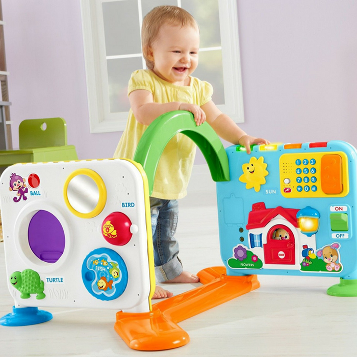 Fisher-Price Laugh & Learn Crawl-Around Learning Center Just $19.92! Down From $50! PLUS FREE Shipping!