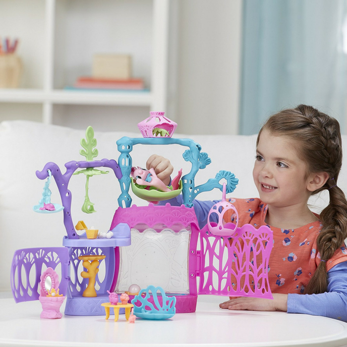My Little Pony Seashell Lagoon Playset Just $21.01! Down From $40!