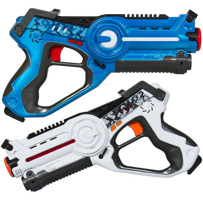 Laser Tag Set For Kids With Multiplayer Mode 2-Pack Just $44.94! Down From $100! PLUS FREE Shipping!