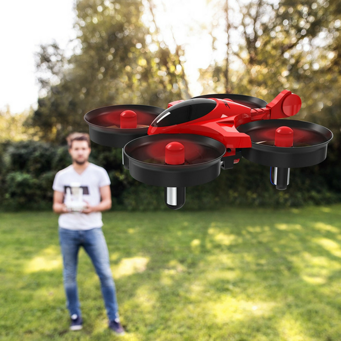 Mini RC Quadcopter Drone Just $19.99! Down From $40!