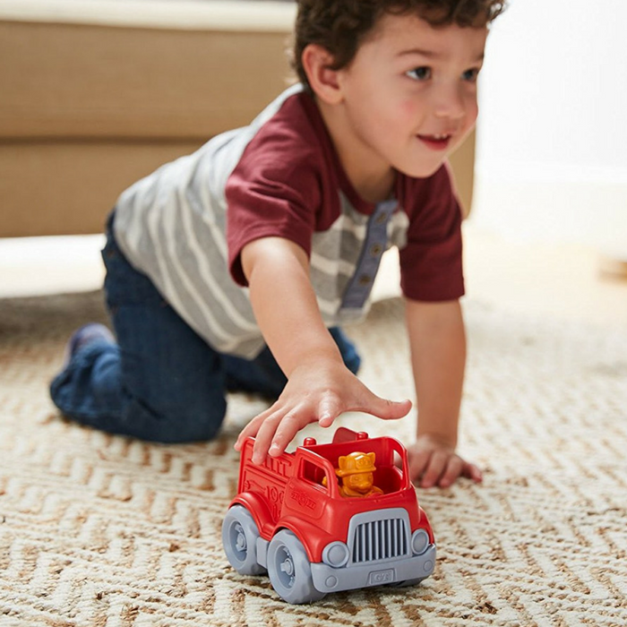Green Toys Fire Engine Just $7.18! Down From $17!