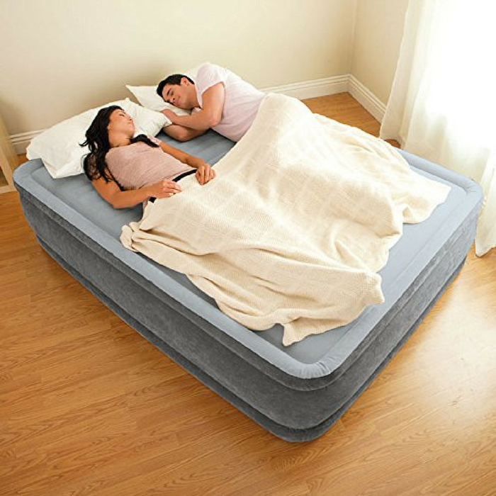 Intex Comfort Plush Airbed Just $29.99! Down From $100! PLUS FREE Shipping!