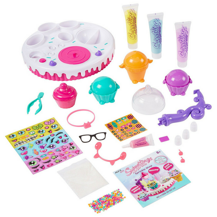 ALEX DIY Sweetlings Sprinkle Shop Just $29.96! PLUS FREE Shipping!