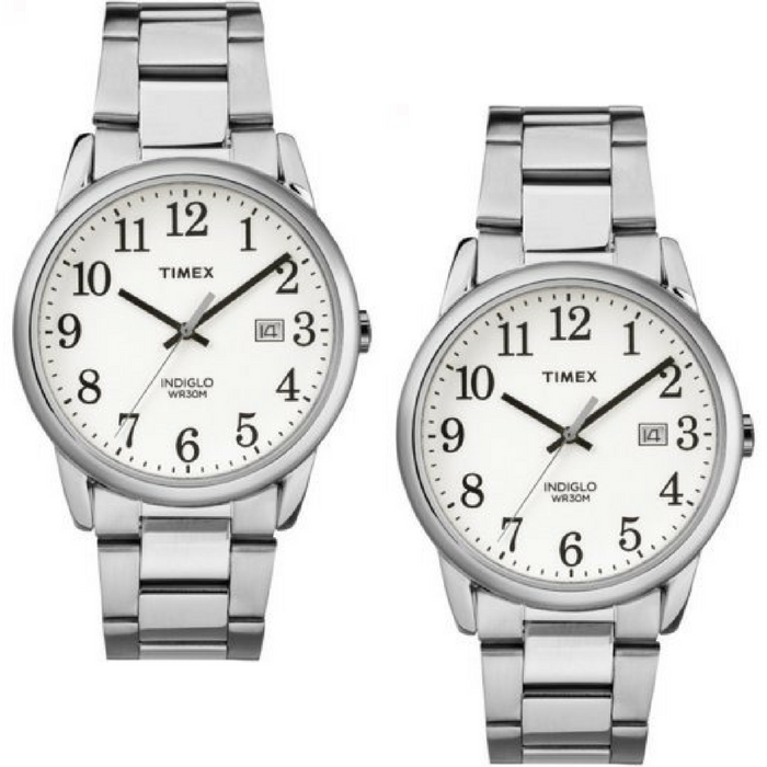 Timex Men's Stainless Steel Bracelet Watch Just $29.97! Down From $37! PLUS FREE Shipping!