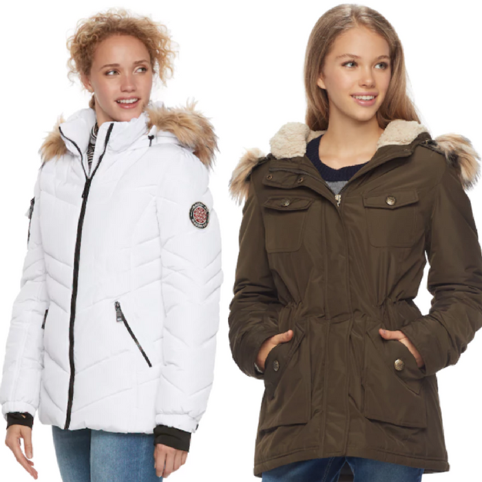 Junior Hood Jacket Just $37.49! Down From $100!