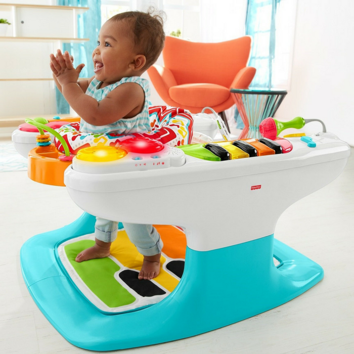 Fisher-Price 4-In-1 Step 'N Play Piano Just $71.10! Down From $130! PLUS FREE Shipping!