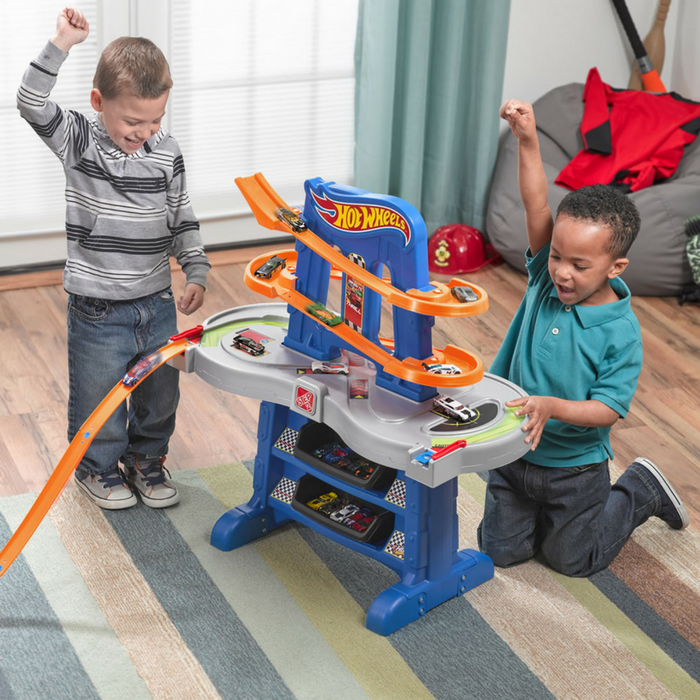 Step2 Hot Wheels Raceway Just $38.99! Down From $90! PLUS FREE Shipping!