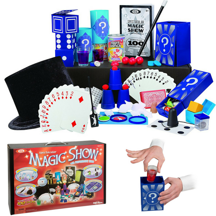 Magic Show Suitcase Just $26.49! Down From $51! PLUS FREE Shipping!