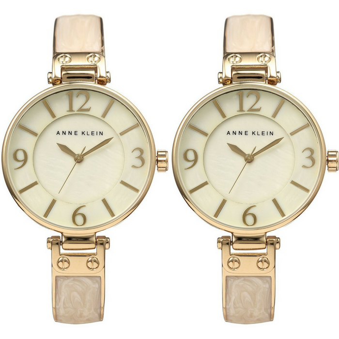 Anne Klein Women's Bangle Watch Just $26.99! Down From $65! PLUS FREE Shipping!