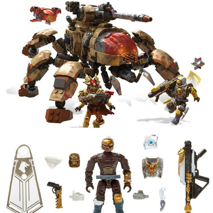 Mega Bloks Destiny Fallen Walker Just $34.99! Down From $70! PLUS FREE Shipping!