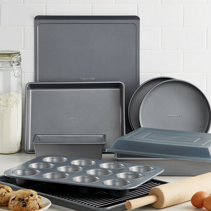 Calphalon Nonstick 10-Piece Bakeware Set Just $52.49! Down From $150!