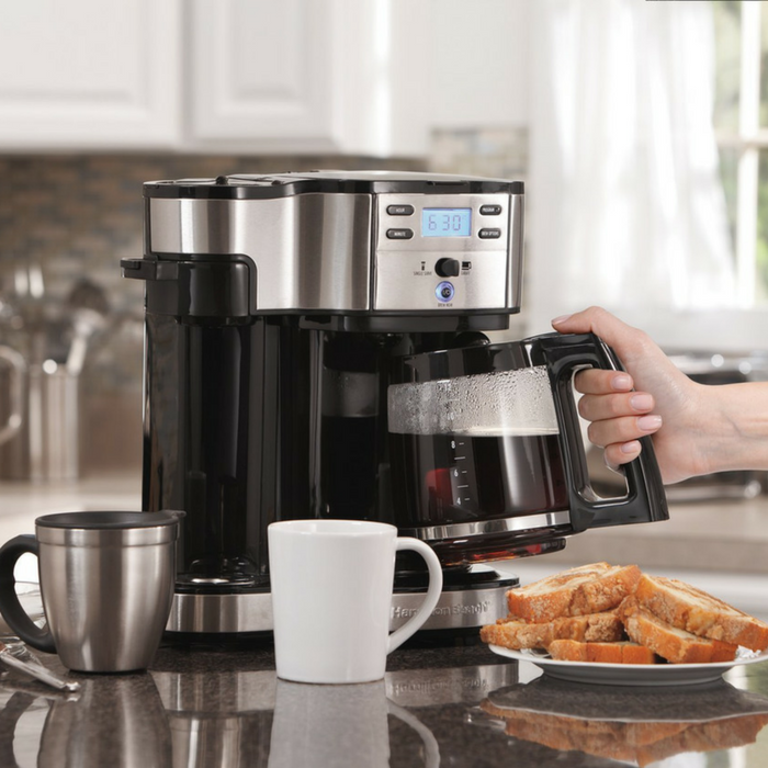 Hamilton Beach Coffee Brewer And Maker Just $45! Down From $89! PLUS FREE Shipping!