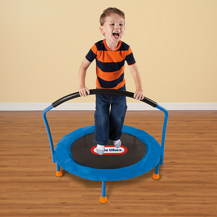 Little Tikes Trampoline Just $39.99! Down From $80! PLUS FREE Shipping!