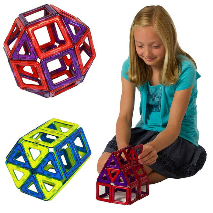 Magformers 30-Piece Classic Set Just $27.97! Down From $50! PLUS FREE Shipping!