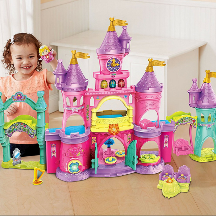 VTech Enchanted Princess Palace Just $28.97! Down From $60! PLUS FREE Shipping!