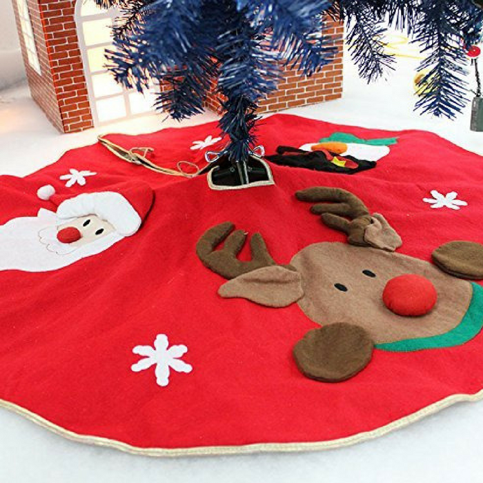 Christmas Tree Skirt Just $16.99! Down From $50!
