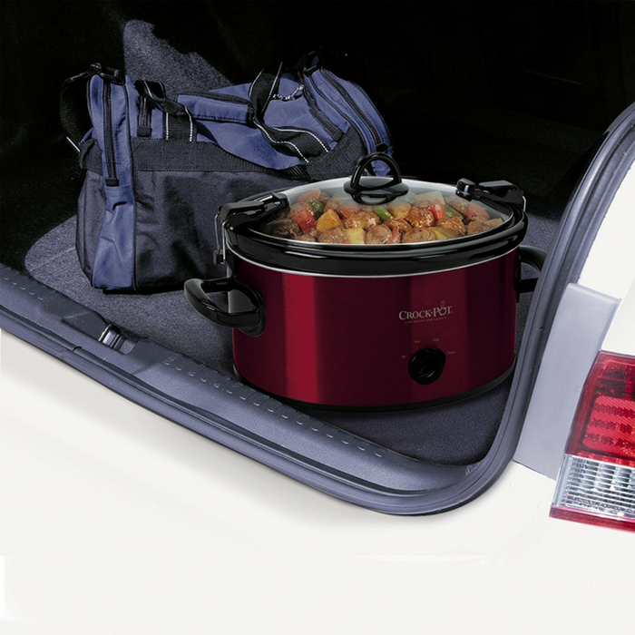Crock-Pot 6-Quart Slow Cooker Just $24.94! Down From $44!