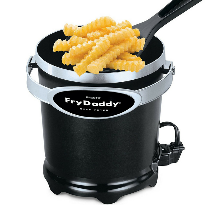 Presto Electric Deep Fryer Just $24.50! Down From $43!