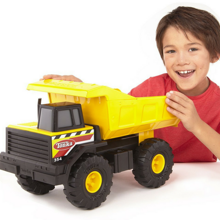 Mighty Dump Truck Vehicle Just $24.96! Down From $69!