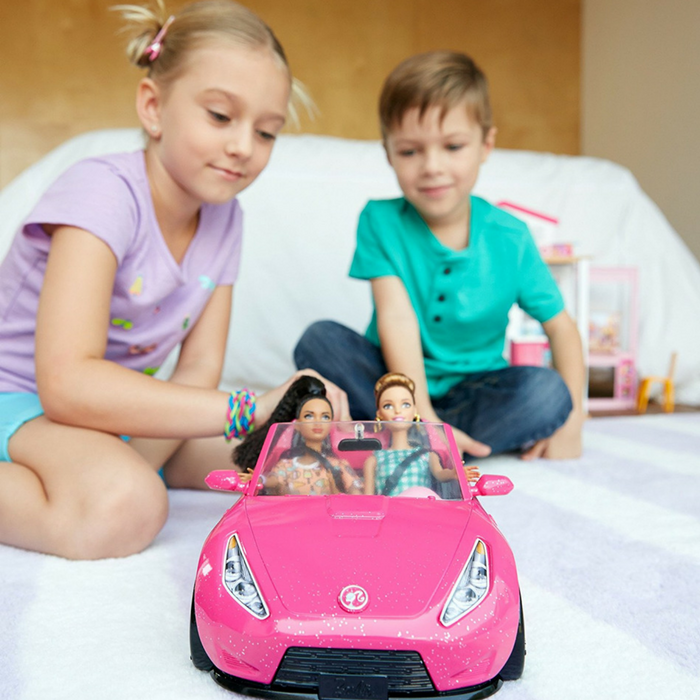 Barbie Convertible Doll Vehicle Just $19.94! Down From $50!