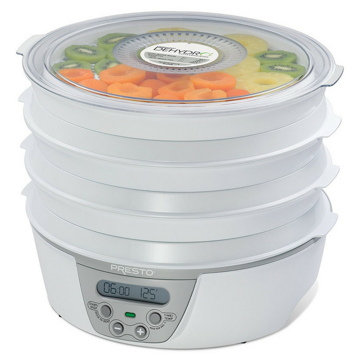 Presto Food Dehydrator Just $55.92! Down From $110! PLUS FREE Shipping!