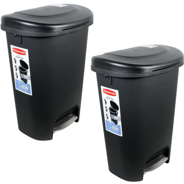 Rubbermaid Step-On Wastebasket Just $19.97! Down From $67!