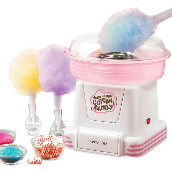 Nostalgia Cotton Candy Maker Just $29.99! Down From $74! PLUS FREE Shipping!