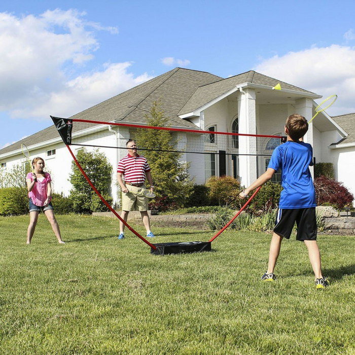 Portable Badminton Set Just $37.27! Down From $80! PLUS FREE Shipping!