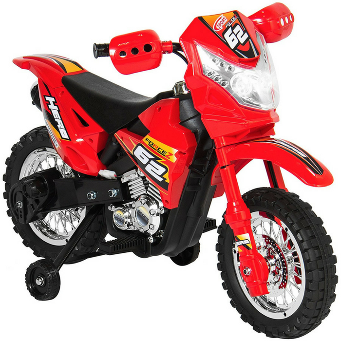 Kid's Electric Motorcycle Just $84.99! Down From $200! PLUS FREE Shipping!