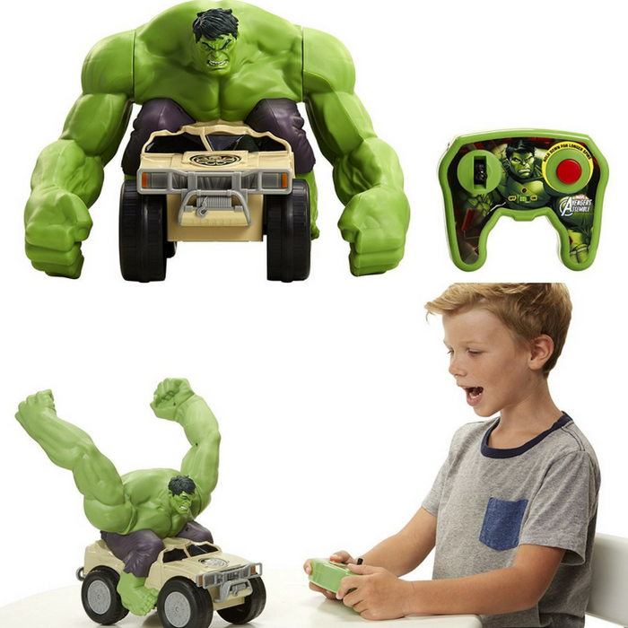Hulk Smash Toy Just $22.49! Down From $70!