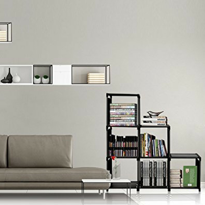 6-Cube Shelves Organizer Just $29.99! Down From $50! PLUS FREE Shipping!