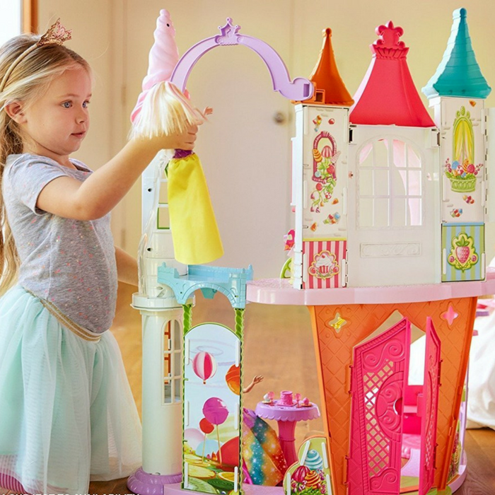 Dreamtopia Sweetville Castle Just $59.97! Down From $100! PLUS FREE Shipping!