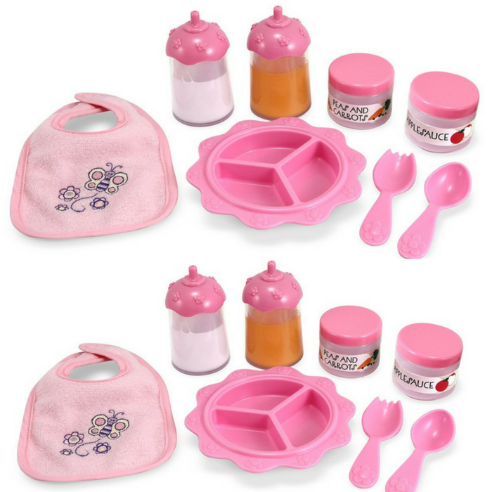 Melissa & Doug Doll Feeding Set Just $13.99! Down From $54!