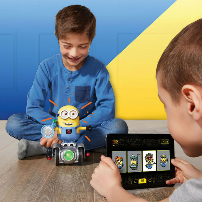 Minion Robot Toy Just $40.33! Down From $80! PLUS FREE Shipping!