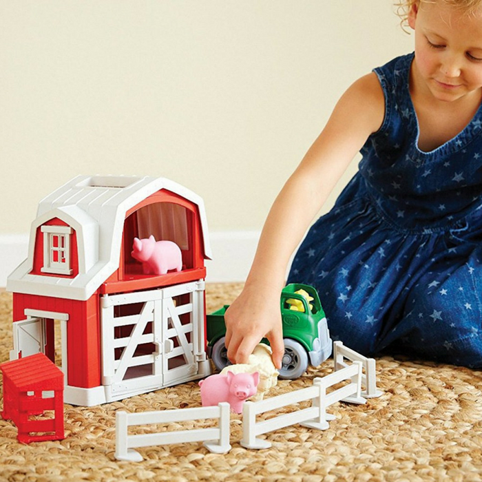 Green Toys Farm Playset Just $17.34! Down From $50!